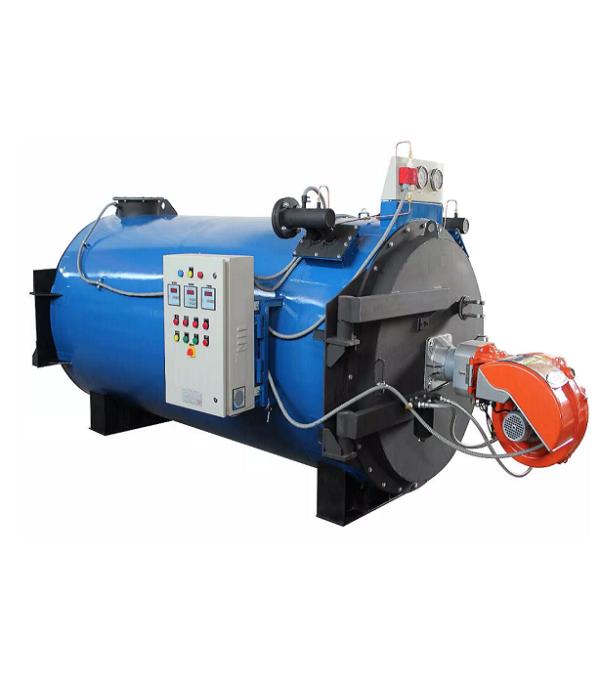 газовый котел для природного и сжиженного газа